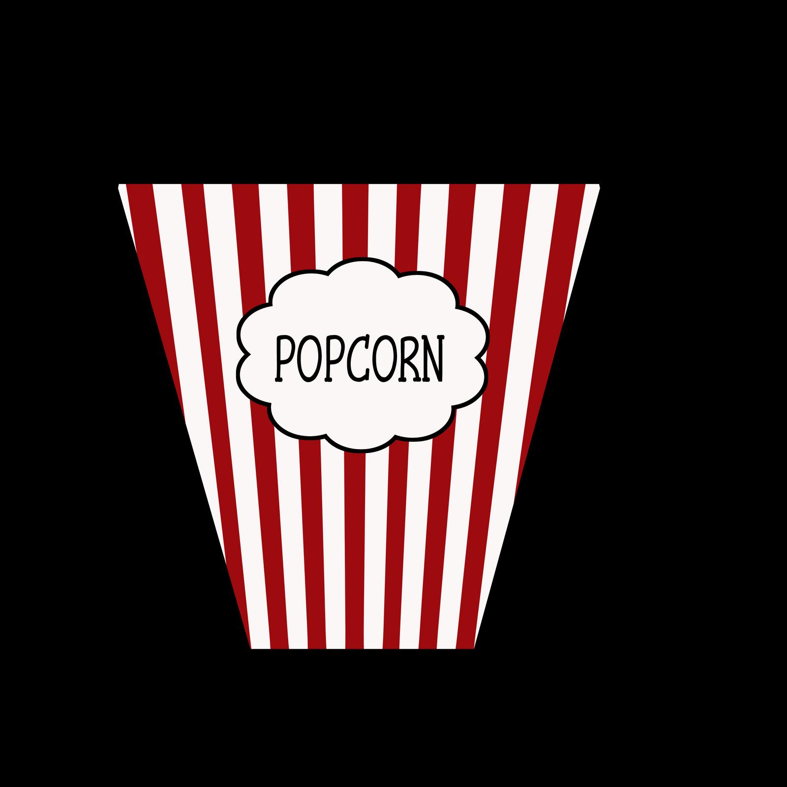 Label clipart popcorn, Label popcorn Transparent FREE for.