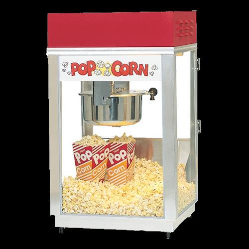 Popcorn Machine Package.
