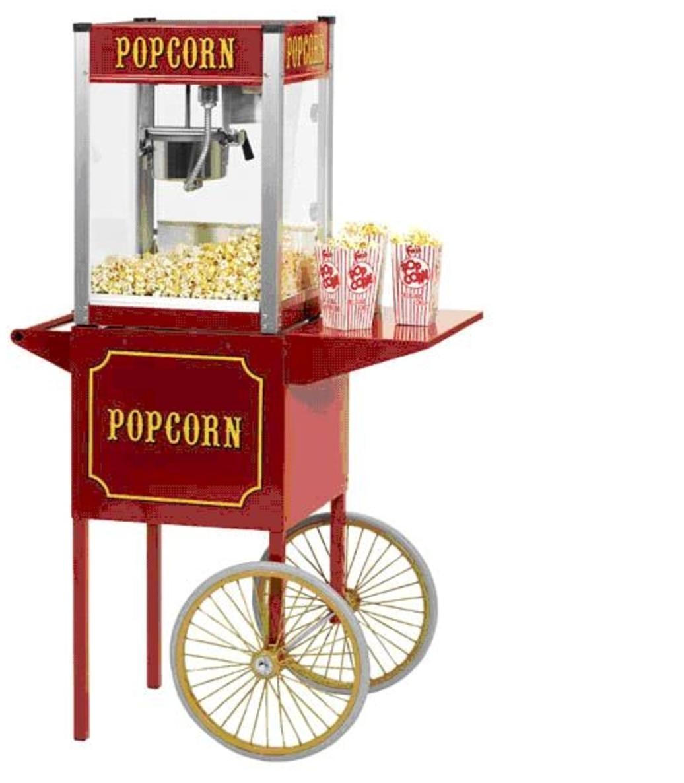 Popcorn Machine.