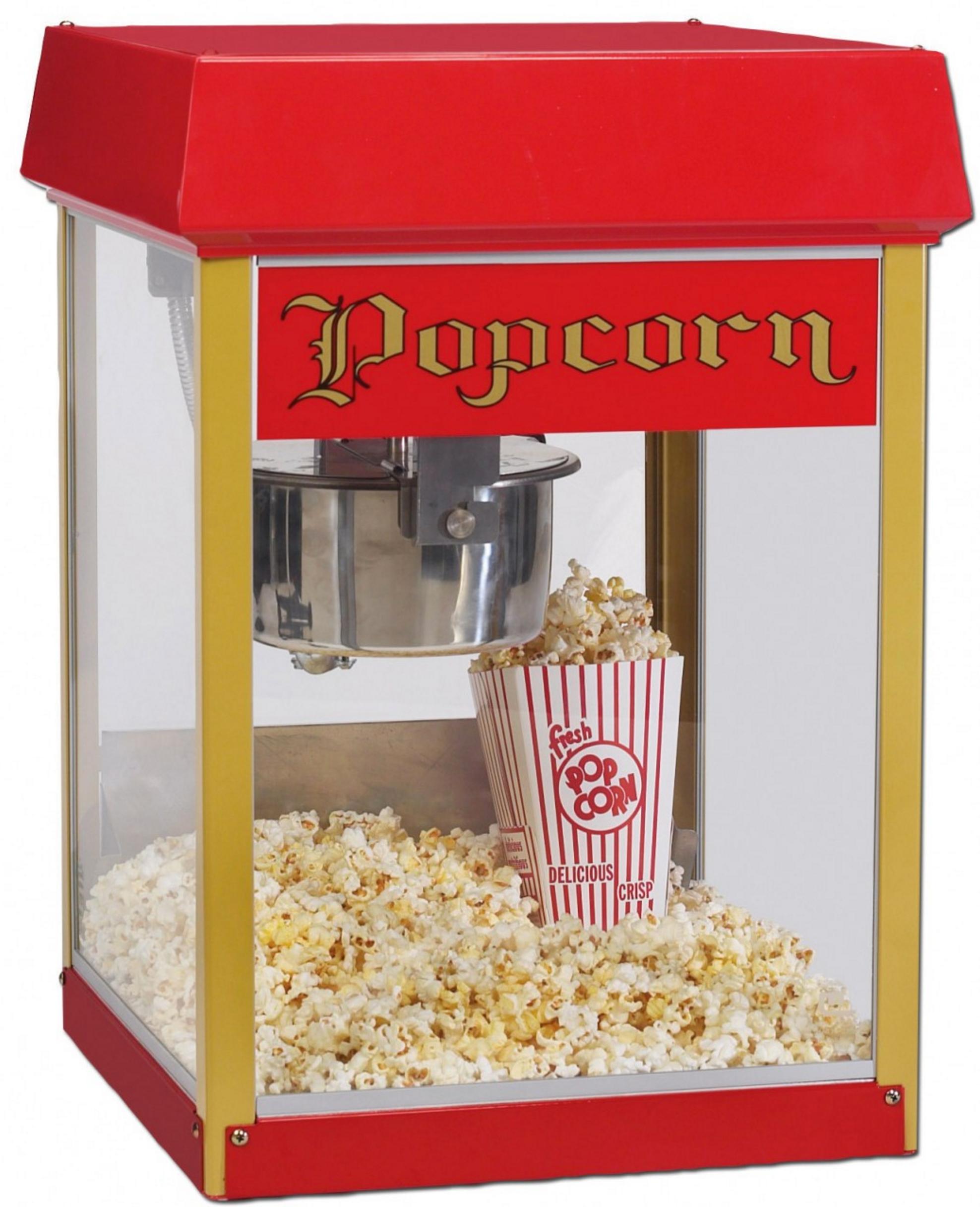 Popcorn Machine Hire.