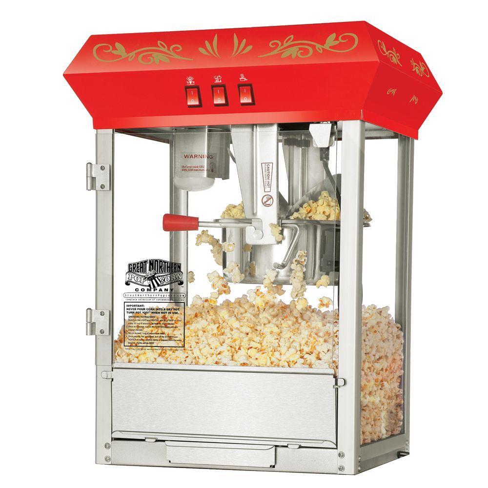 Popcorn Machine Rental.