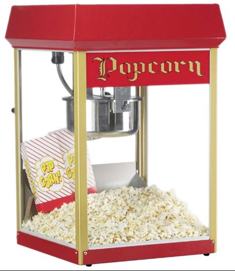 FunPop 8 oz. Popcorn Machine 2408.