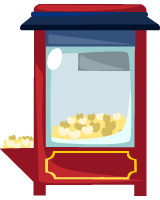 Free Popcorn Machine Cliparts, Download Free Clip Art, Free.