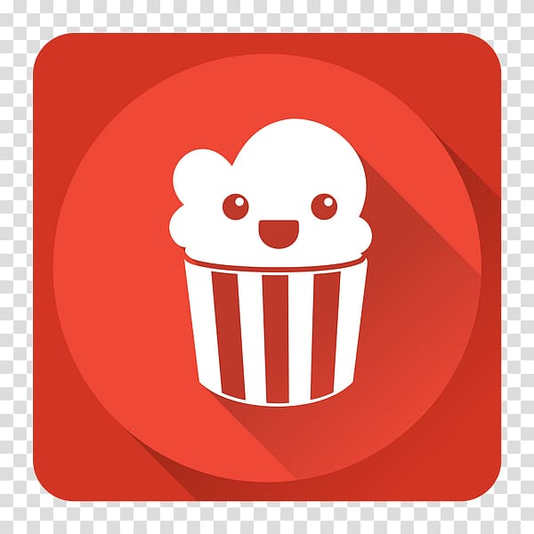 Popcorn Time Netflix Film Chatbot, popcorn transparent.
