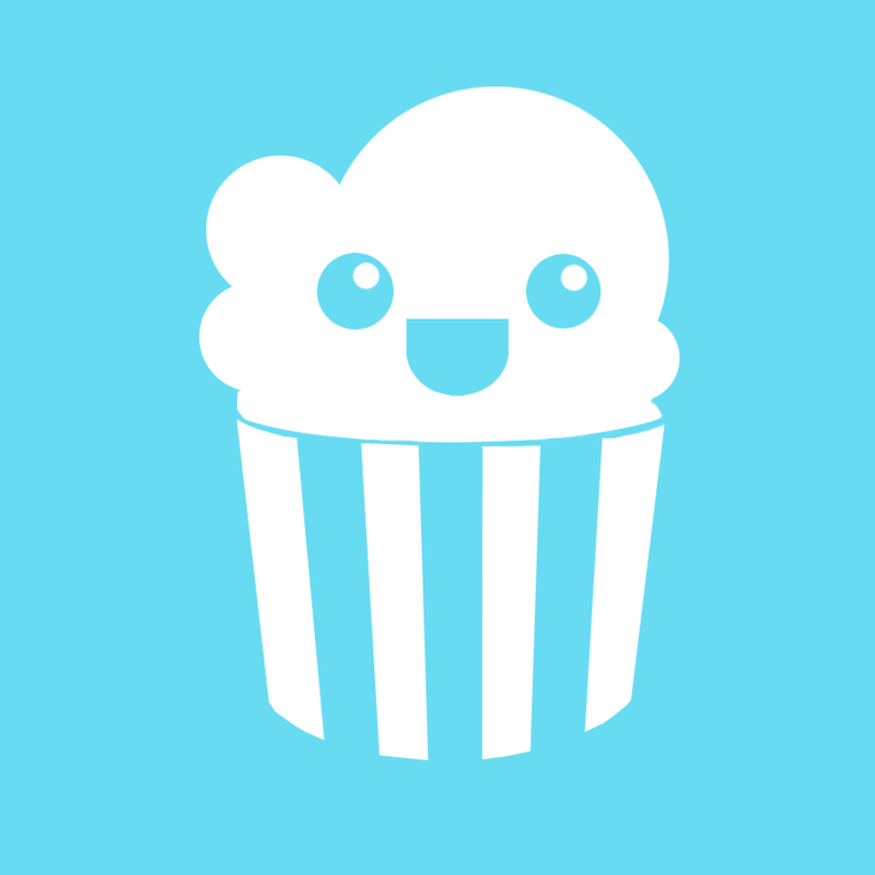 Popcorn Time Icon #199159.