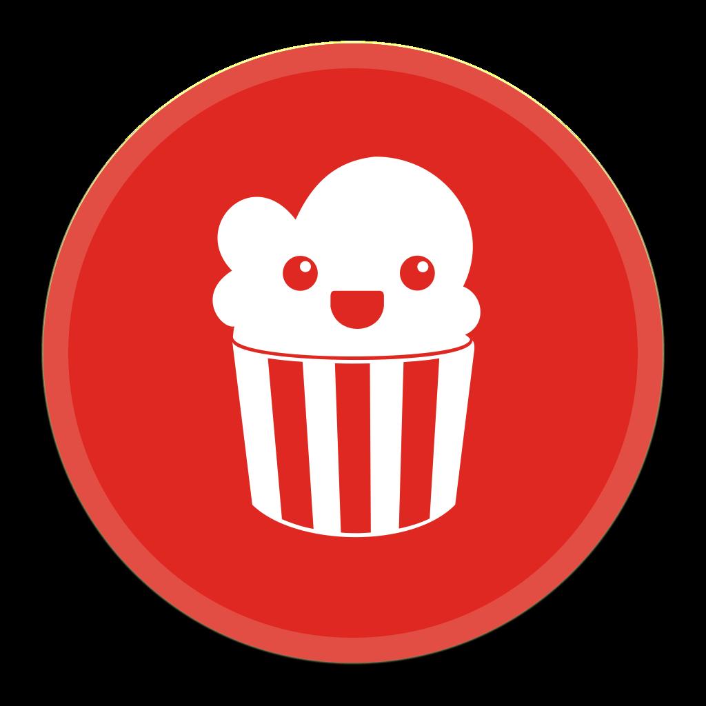 PopcornTime Icon.