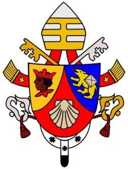 Pope Benedict XVI Coat of Arms.