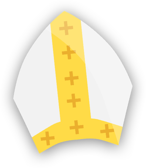 Pope hat png 4 » PNG Image.