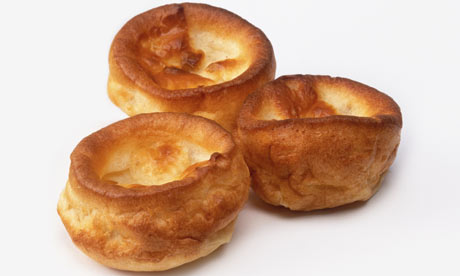 """Just a Chat""""… Yorkshire Pudding versus Popovers."""