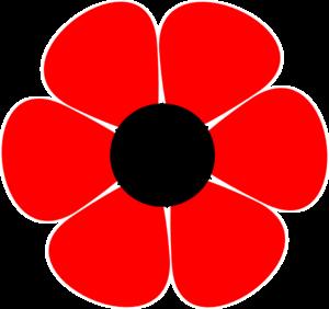 Poppy Flower Clipart.