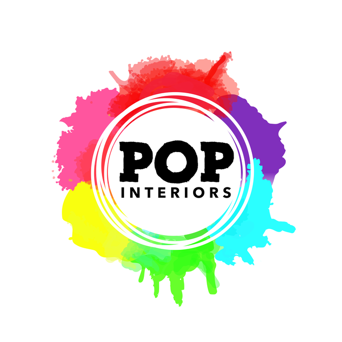 EYE POPPING LOGO REQUIRED FOR POP INTERIORS.