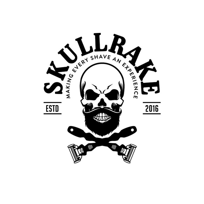 Skullrake needs a COOL and EYE popping logo..