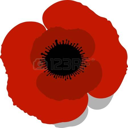 Poppies clipart #1