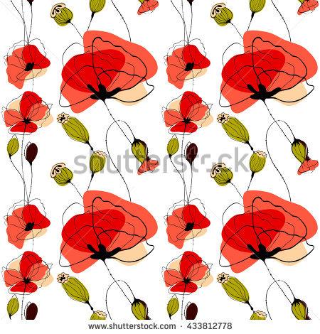 Poppy Capsule Stock Vectors, Images & Vector Art.