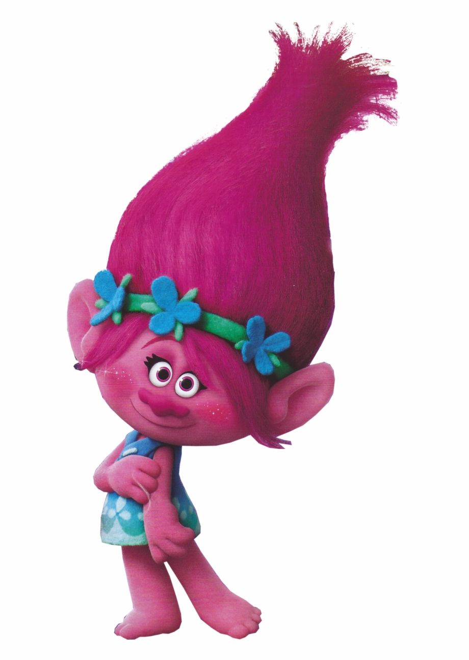 Trolls Poppy Images Png Poppy Trolls By Yourprincessofstory.