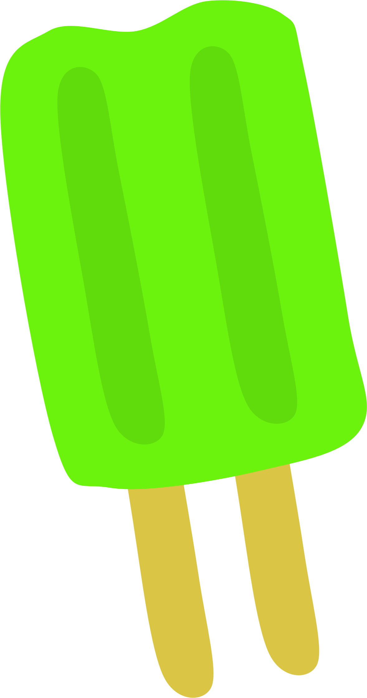 Free cartoon popsicle clip art.
