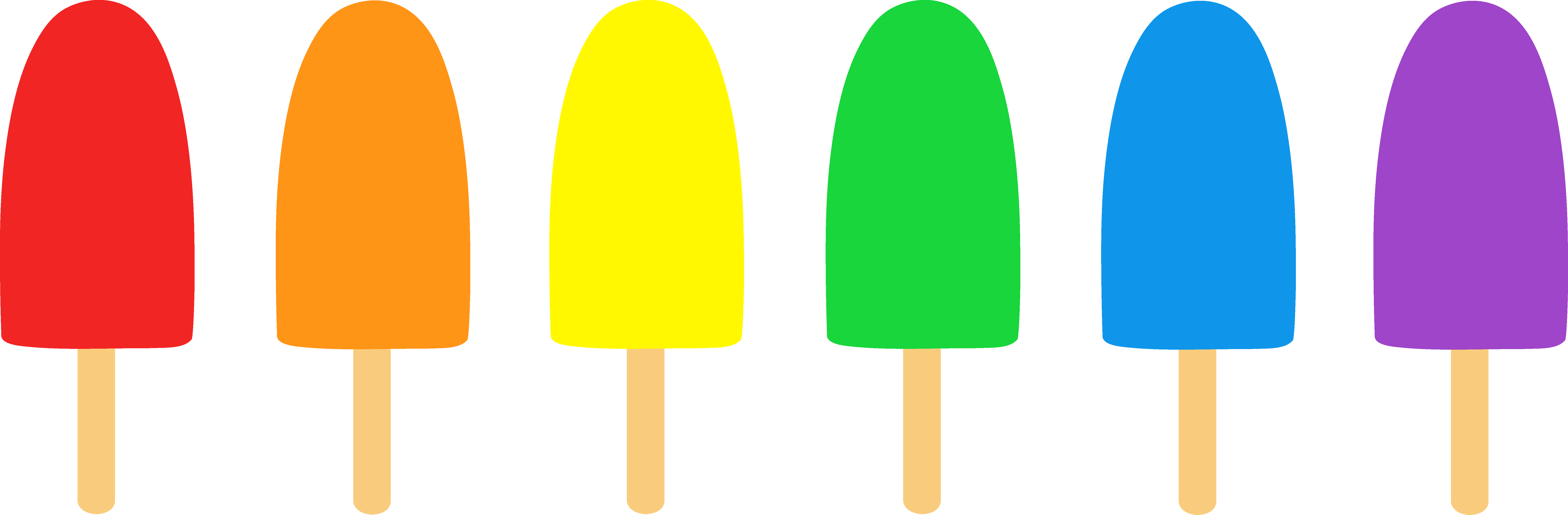 Popsicle Clipart.