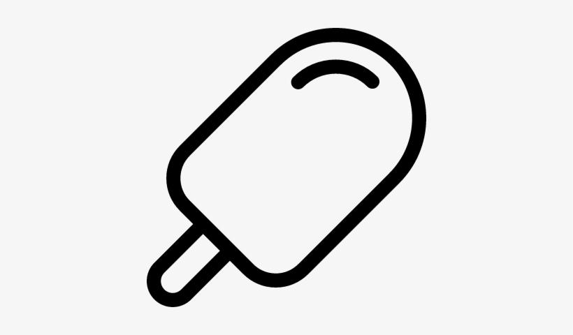 Popsicle Ice Cream Vector.