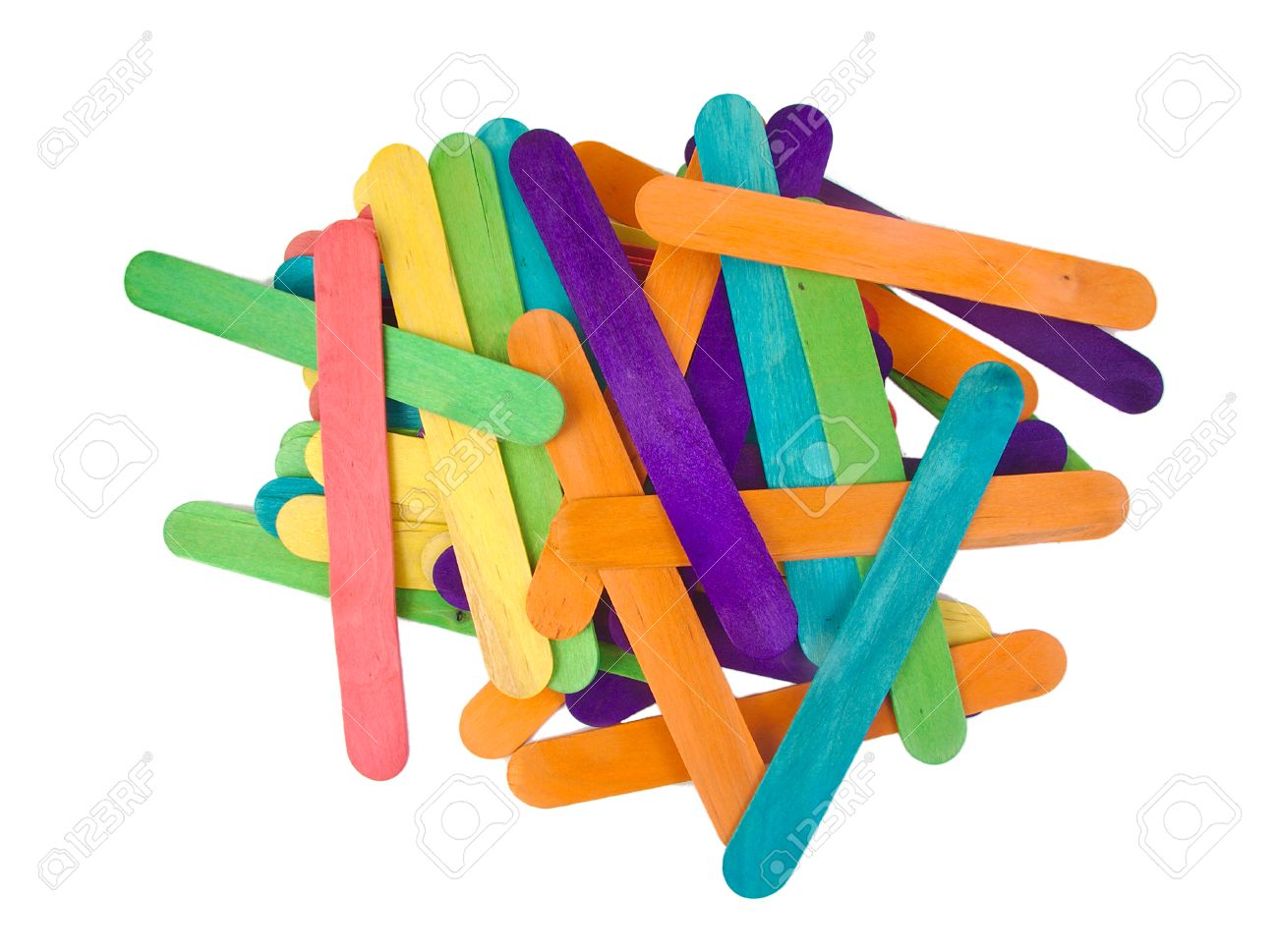 688 Popsicle free clipart.