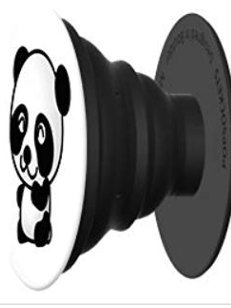 Panda popsocket.