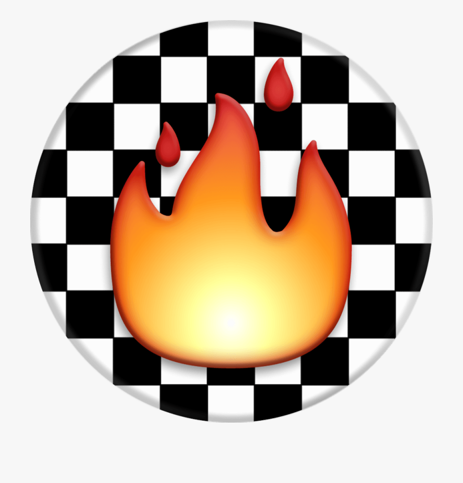 Fire Popsocket Clipart , Png Download.