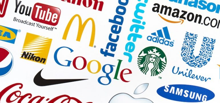 Analyzing Logo Designs of the 10 Most Popular Brands in the.