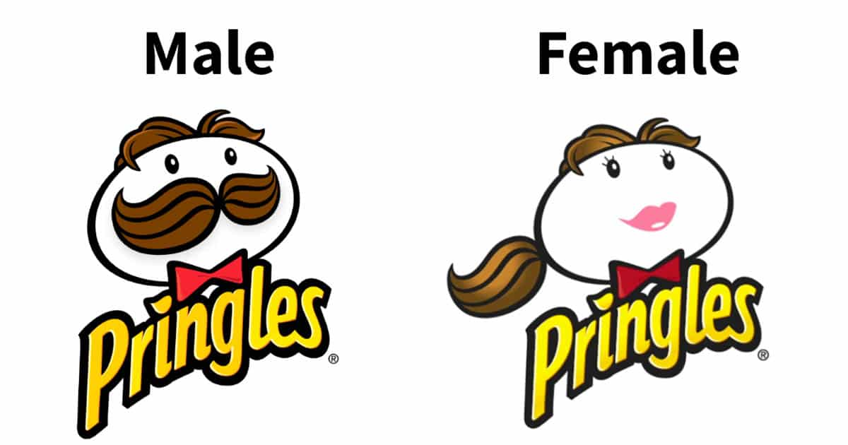 9 Popular Brand Logos Transformed Into Female Versions to.