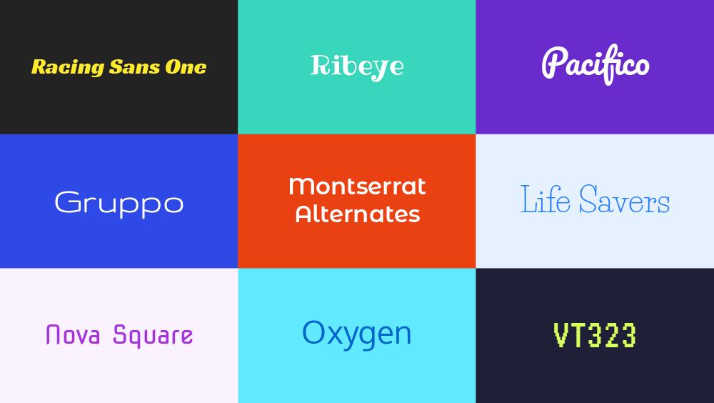 17 Best Logo Fonts for Beginners.