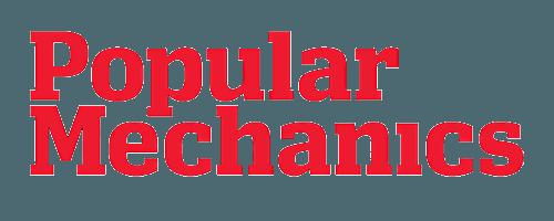 Popular Mechanics Logo.
