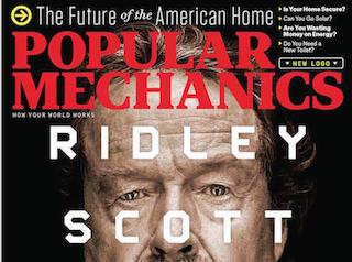 Popular Mechanics Updates Logo.