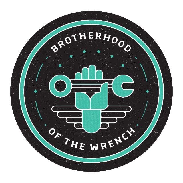 Brotherhood of the Wrench\' by Tim Boelaars..