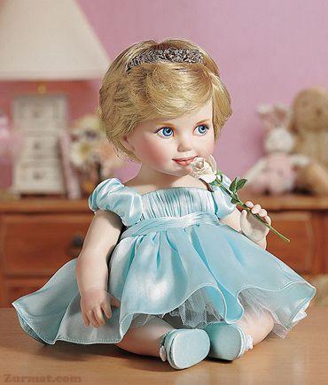 Porcelain Baby Dolls.