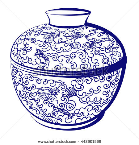 Pottery Painting Stock Vectors, Images & Vector Art.