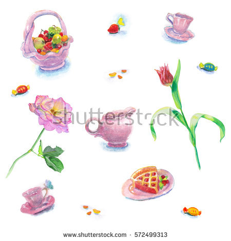 """porcelain Rose"" Stock Photos, Royalty."