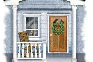 Front porch clipart 4 » Clipart Portal.