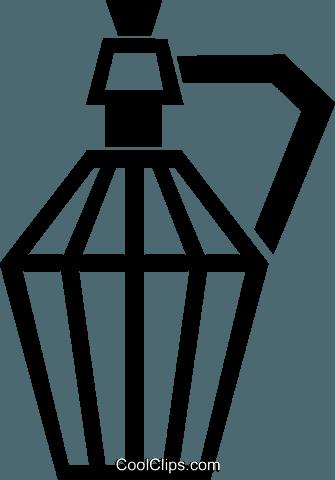 porch lamp Royalty Free Vector Clip Art illustration.