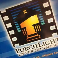 Photos at Porchlight Entertainment.