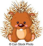 Porcupine Illustrations and Clip Art. 555 Porcupine royalty free.
