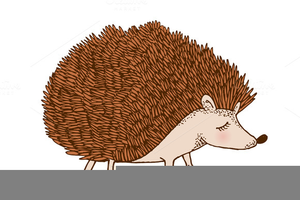 Porcupine Clipart Free.
