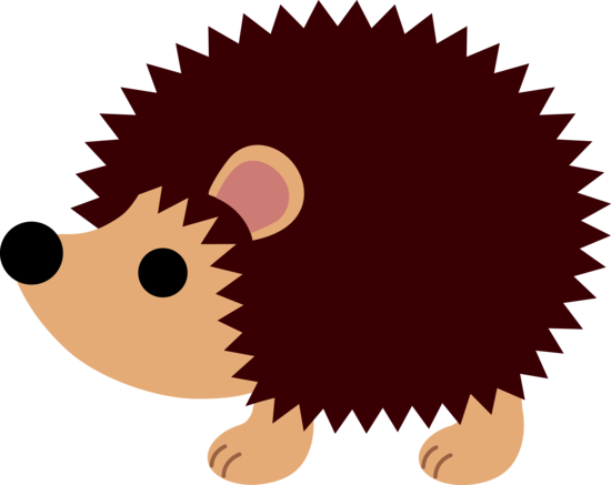Best Hedgehog Clipart #18745.