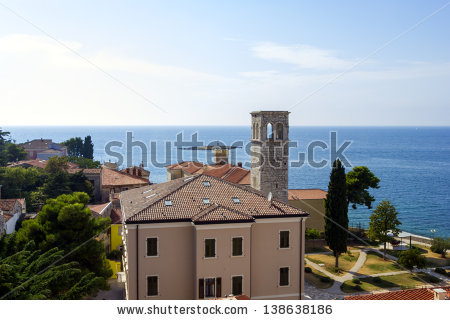 Croatia Porec Stock Photos, Royalty.