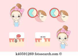 Pores strip Clip Art Royalty Free. 6 pores strip clipart vector.