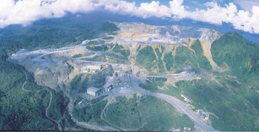 Mine operations at Porgera forced to shut.