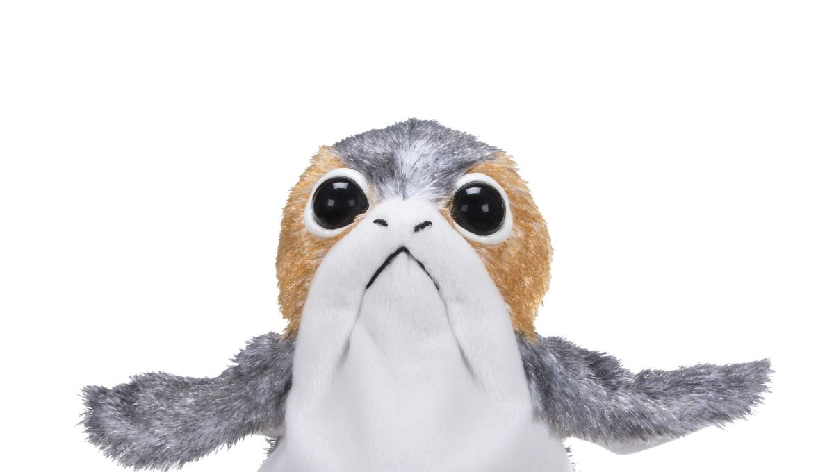 Porgs could be the cutest Star Wars Force Friday merch yet.