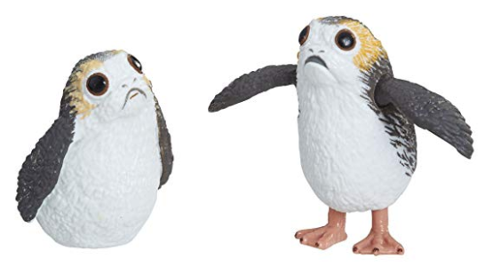 Star Wars The Black Series Porgs 2 Pack Only $5.99 (Reg. $12).