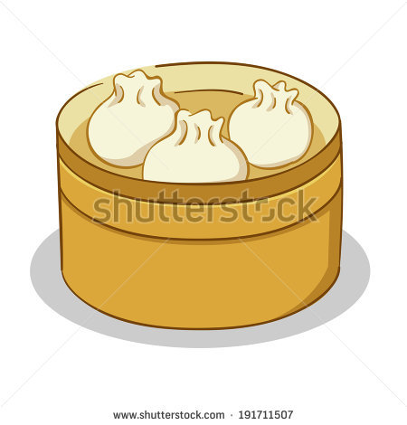 Pork Bun Stock Vectors, Images & Vector Art.