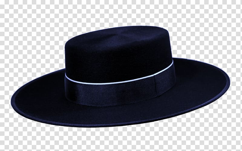 Pork pie hat Headgear Straw hat, water colour transparent.