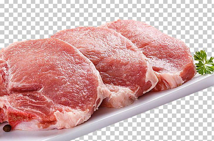 Meat Chop Domestic Pig Schnitzel Pork PNG, Clipart, Animal.