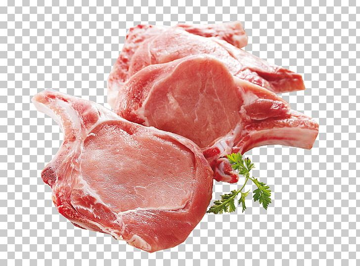 Pork Domestic Pig Meat Chop Charcuterie PNG, Clipart, Animal.