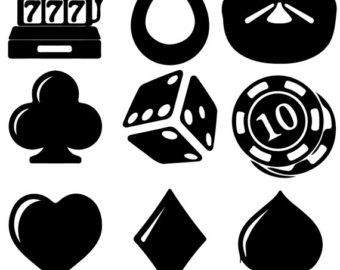 poker clipart.